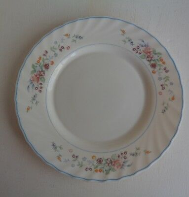 Vintage Retro Arcopal France Replacement Dinner Plate *Victoria Pattern