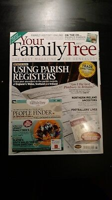 Your Family Tree August 2004 Issue 14 magazine Genealogy Ancestors Family Tree