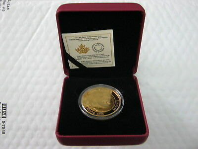 2015 50-Cent Gold -Plated Coin TORONTO 2015 PAN AM / Parapan Am Games