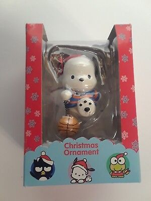 Collectible Pochacco from Hello Kitty Christmas Ornament