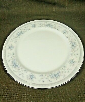 "American Limoges Bridal Bouquet 10.5"" Dinner Plate Salem Heritage Collection"