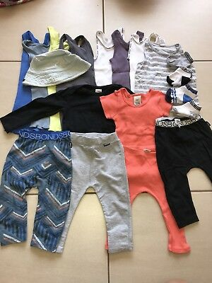 Bonds Baby Boys Bundle Size 00 000 1 - 19 Items