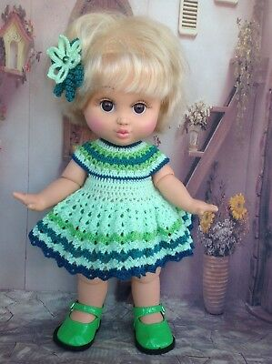 Dress for Galoob baby face Doll