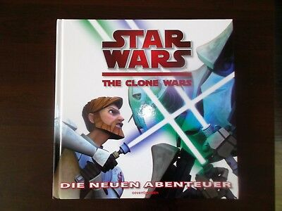 STAR WARS The Clone Wars Buch