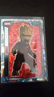 Marvel Missions Trading Card Groot (271) unbespielt