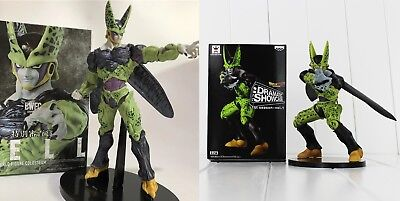 Cell action figure toy Dragon Ball Z model figurine Green PVC Monster Ultimate