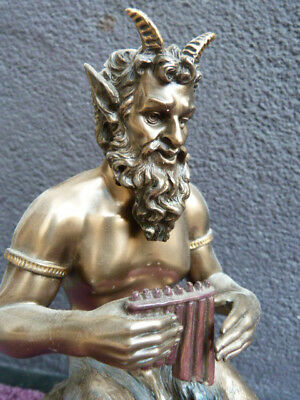 Pan / Faunus TOP! Figur griechische Mythologie