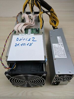 Bitmain Antminer S9, 13.5 THs, inkl Netzteil APW3++