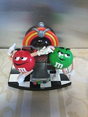 M&M's Spender Jukebox top