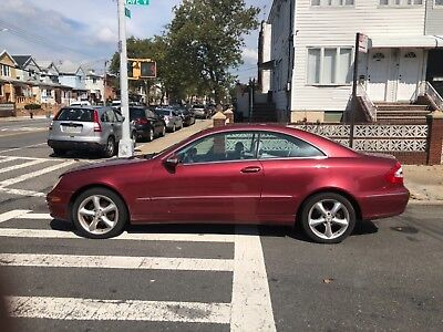 2003 Mercedes-Benz CLK-Class  This is a no reserve auction for a 2003 CLK 320