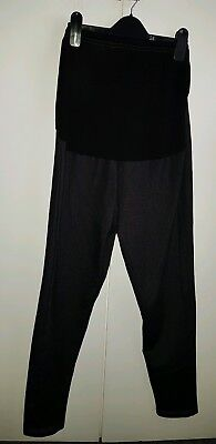 ** NWOT Maternity Black Jeggings  Size 16 **