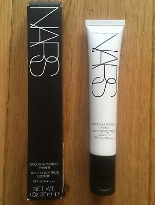 Nars Smooth & Protect Primer - New And Boxed