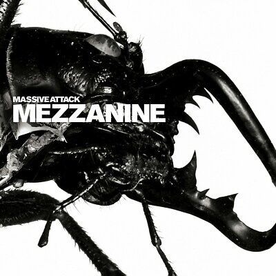 Mezzanine - Massive Attack (Remastered Album) [CD] RELEASED 19/07/2019