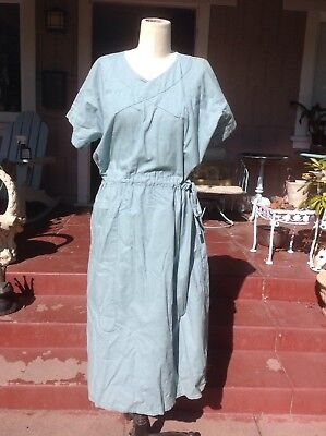 Vintage Surgical Gown From SONY Studios Wardrobe L