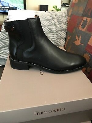 6a3b5e3b475a FRANCO SARTO WOMENS Brandy Ankle Boot-Size 9 M US -  44.99