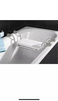 Mobility Bath Seat Lightweight Suspended Sturdy Aluminium Corrosion Resistant
