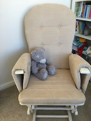 Nursing Glider Maternity Chair (teddy not included!)
