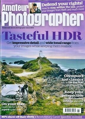 AMATEUR PHOTOGRAPHER MAGAZINE 14th JULY 2018 ~ NEW ~