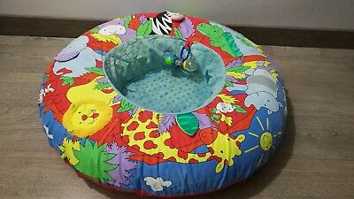 Mothercare Galt Inflatable Activity Jungle Play Nest Ring Mat Gym Toy Excellent