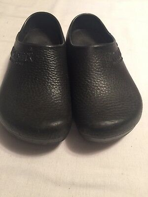 3726d556bffe Birki s By Birkenstock Rubber Clogs Mules Women s Size 36 US L 5 Black Shoes