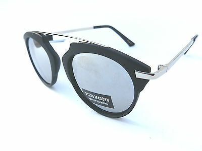 NEW STEVE MADDEN SM875101 mirror lens aviator sunglasses