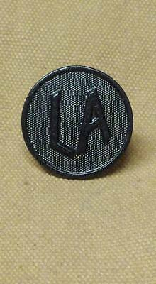 WWI Louisiana Collar Disk