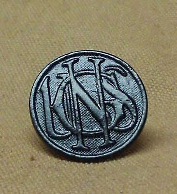 WWI US Army National Guard/ Script Collar Disk