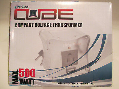 compact voltage transformer cube 500 LifeFuse