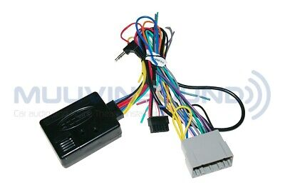 PONTIAC G6 2007 2008 Radio Wire Harness for Aftermarket ... on