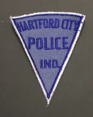 City of Hartford City, Indiana Police Patch