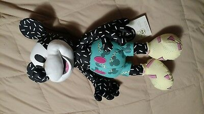 NEW LIMITED Disney MICKEY MOUSE MEMORIES September Plush 9/12 NWT