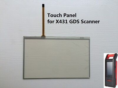 TOUCH PANEL Glass Digitizer FOR LAUNCH X431 GDS SCANNER