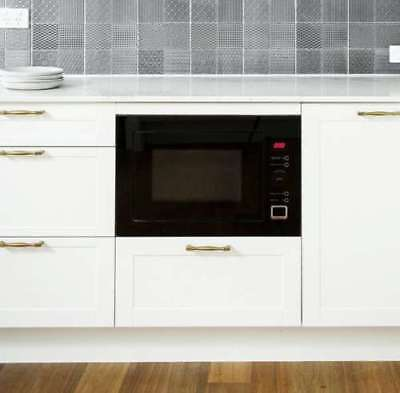 InAlto 25L Built-In Wall Convection Microwave MC25BF