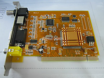 1PC daheng DH-CG410 Color/black and white video industrial acquisition card#SS