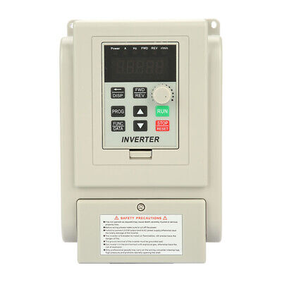 AC220V 2.2kW Variable Frequency Drive Controller Motor 400Hz V/F Closed Loop