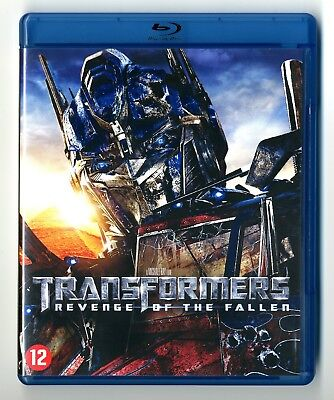 Blu-Ray Disc / Transformers Revenge Of The Fallen / Robots