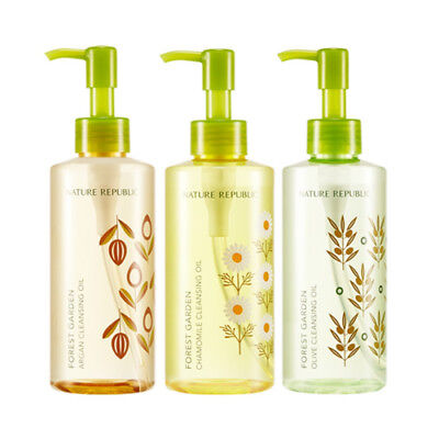[NATURE REPUBLIC] Forest Garden Cleansing Oil (3types) 200ml