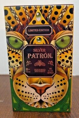 Patron Silver Limited Edition Storage Tin