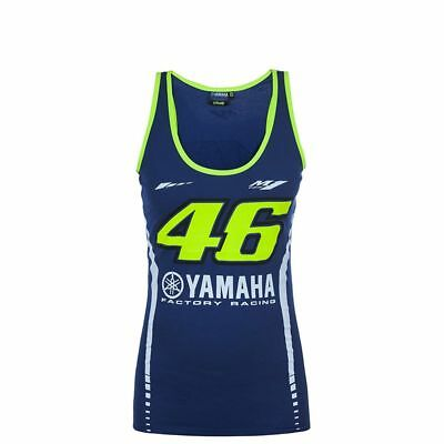 Débardeur Femme Yamaha Factory Racing Vr46 Taille.s