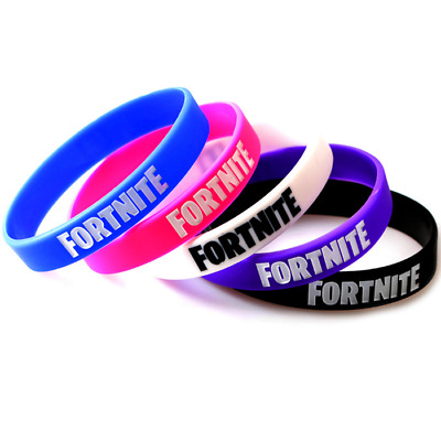 E-sports Game Fortnite PC PS4 silicone Armbänder Bracelets Bangles Wristband New