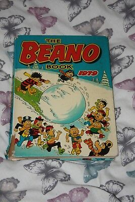 The Beano Book 1979 Annual - Vintage Collectors Item