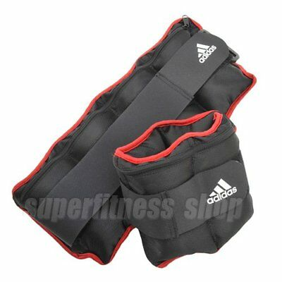 AU Ship~Adidas Adjustable Ankle Weights Total Weight 1 kg, 2 pieces