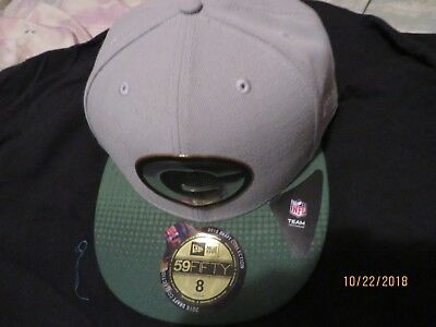 2016 Green Bay Packers New Era 59 50 Fitted Draft Hat (Brand New) 0749b97a6bb
