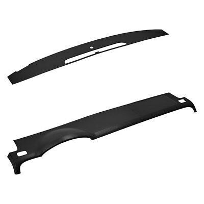 For Chevy Avalanche 07-13 Black Dash Cover Combo Kit w/o Speaker Cut Out