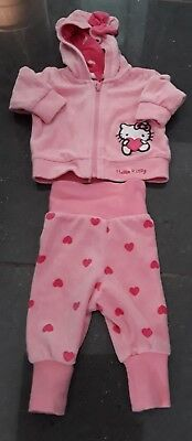 jogging rose kitty taille 56
