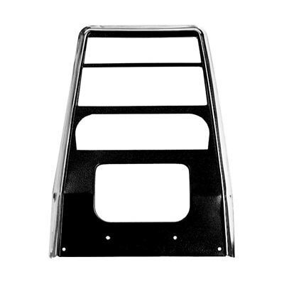 For Chevy Nova 1969-1972 Auto Metal Direct CHQ Dash Side Air Vent Assembly
