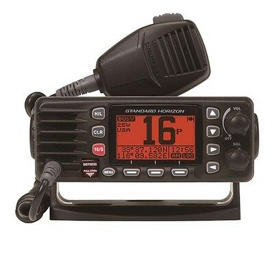 Standard Horizon GX1300E VHF DSC Fixed Marine Radio (Black)