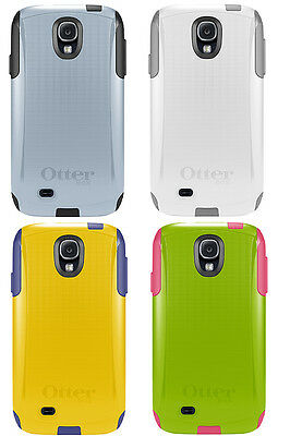 Brand New!! Otterbox Commuter Case for Samsung Galaxy S4 +Screen Protecter