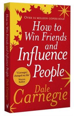 Carnegie,Dale-How Win Friends & Influence Peopl Book New