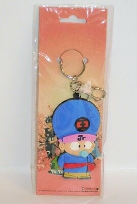 "Yu Yu Hakusho Koenma Jr. 3.5"" Rubber Key Chain NEW Ghost Files Prince Keychain"